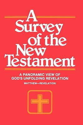 Picture of A Survey of the New Testament