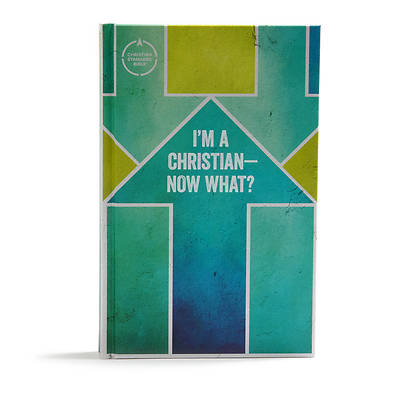 Picture of CSB I'm a Christian--Now What? Bible for Kids, Hardcover