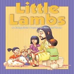 Songs for Little Lambs CD