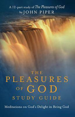 Picture of The Pleasures of God DVD Study Guide