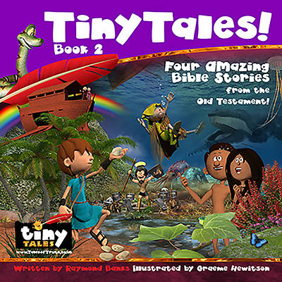 Picture of Tiny Tales- Old Testament Bible Stories