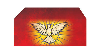 Picture of The Coming of the Spirit Economy Altar Frontal