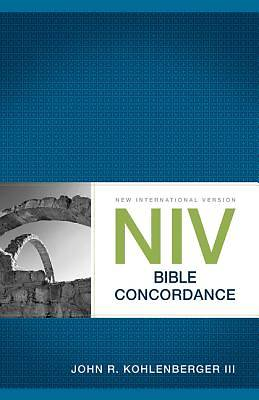 Picture of Bible Concordance Compact NIV