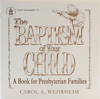 The Baptism of Your Child (Package of 3)