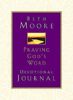 Praying Gods Word Devotional Journal