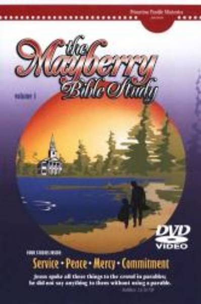 Mayberry Bible Study Volume 1 DVD Leader