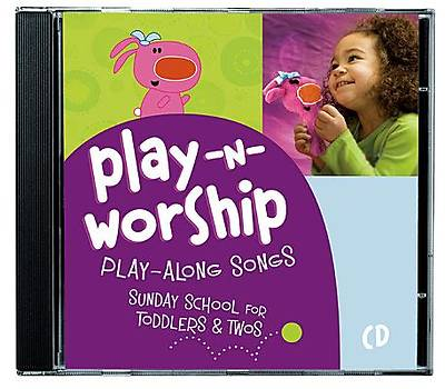 Picture of Play-n-Worship CD