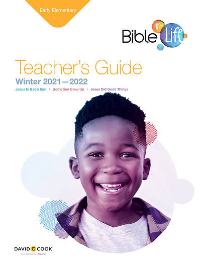 Bible-in-Life Early Elementary Teachers Guide Winter
