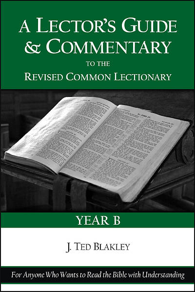 Picture of A Lector's Guide & Commentary to the Revised Common Lectionary Year B