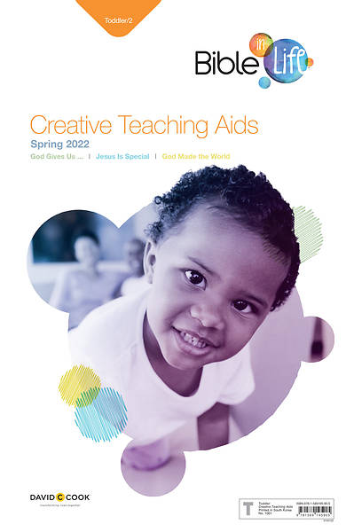 Bible-in-Life Toddler 2 Creative Teaching Aids Spring