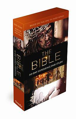 The Bible 30-Day Experience DVD Study Kit