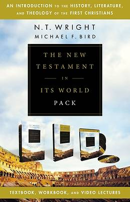 Picture of The New Testament in Its World Pack