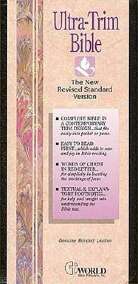 Picture of Ultra Thin New Revised Standard Version Bible