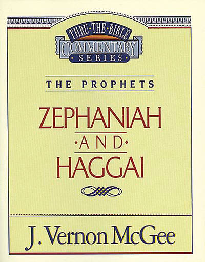 Picture of Zephaniah / Haggai
