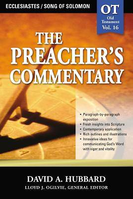 The Preachers Commentary - Ecclesiastes, Song of Solomon