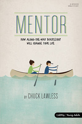 Picture of Mentor - Bible Study Book - Revised