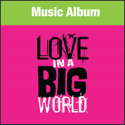 Picture of Love In A Big World Music (Full Album) MP3 Download