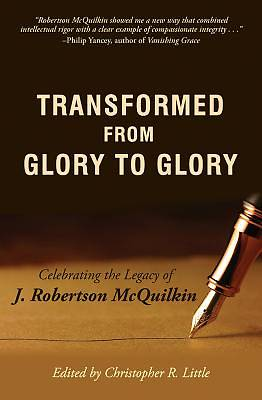 Picture of Transformed from Glory to Glory