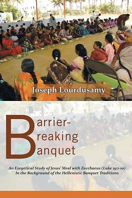Picture of Barrier-Breaking Banquet