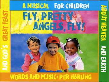 Fly Pretty Angels Fly CD