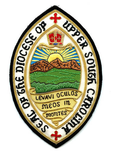 SEAL-DIOCESE OF UPPER SC