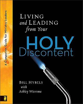 Picture of Living and Leading from Your Holy Discontent