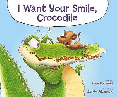 Picture of I Want Your Smile, Crocodile