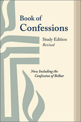 Picture of Book of Confessions, Study Edition, Revised
