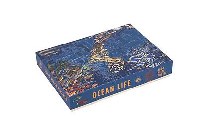 Wendy Gold Ocean Life 1000 Piece Puzzle