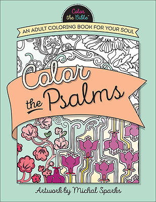 Picture of Color the Psalms