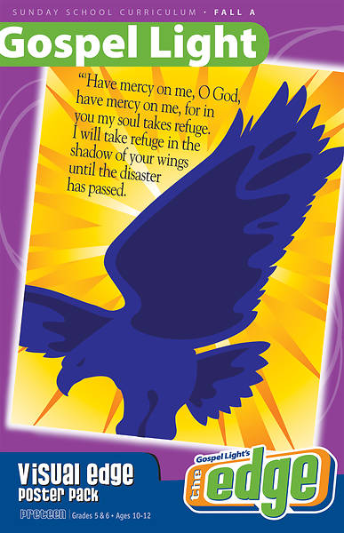 Picture of Gospel Light Preteen Grades 5-6 Visual Edge Poster Pack Fall Year A