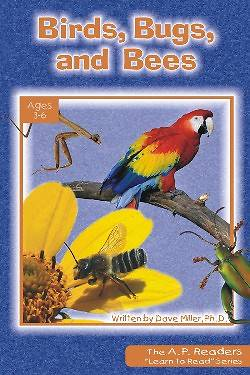 Picture of Birds, Bugs, and Bees