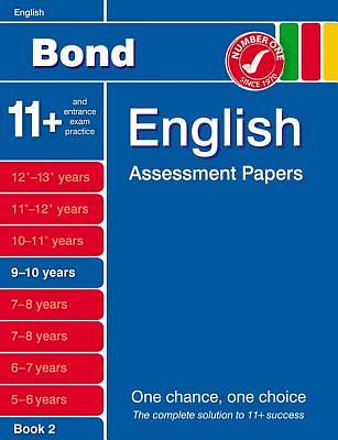 Bond English Assessment Papers 9-10 Years