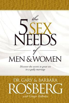 Picture of The 5 Sex Needs of Men & Women [ePub Ebook]