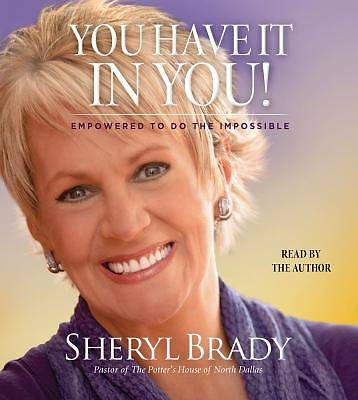 You Have It in You! Audiobook