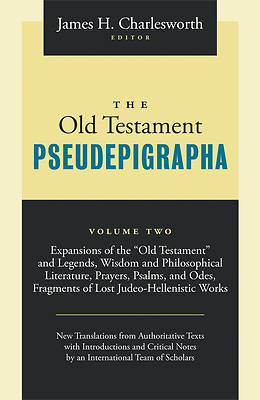 The Old Testament Pseudepigrapha Volume 2