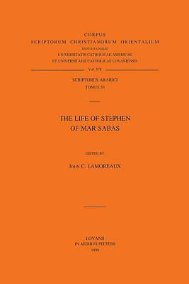 The Life of Stephen of Mar Sabas