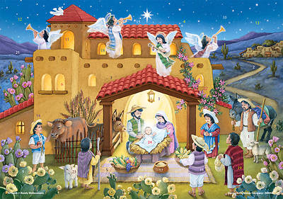 Noche de Paz Spanish Advent Calendar