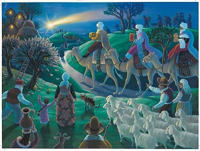 Journey to Bethlehem Advent Calendar