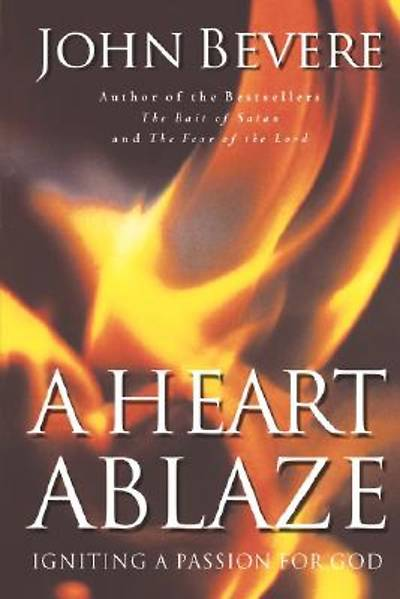 Picture of A Heart Ablaze