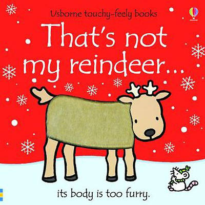 Thats Not My Reindeer...