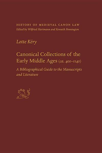 Canonical Coll Early Middle Ages