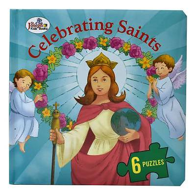Celebrating Saints (St. Joseph Beginner Puzzle Book)