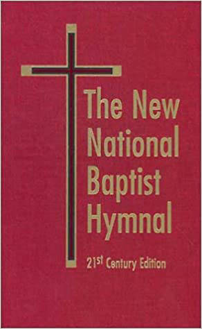 Picture of New National Baptist Hymnal Red