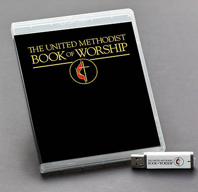 Picture of The United Methodist Book of Worship - USB Flash Drive Edition
