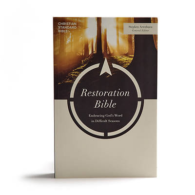 Picture of CSB Life Restoration Bible, Trade Paper