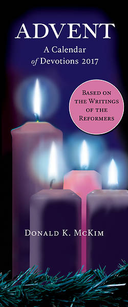 Advent: A Calendar of Devotions 2017 (Pkg of 10)