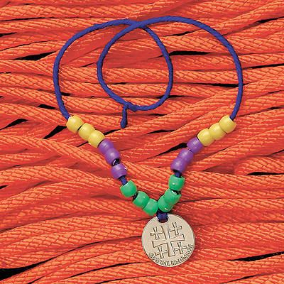 Concordia Vacation Bible School 2013 Tell It on the Mountain Make Disciples Medallion Craft (pkg 12)