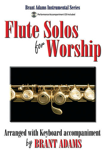 Flute Solos For Worship Songbook with CD