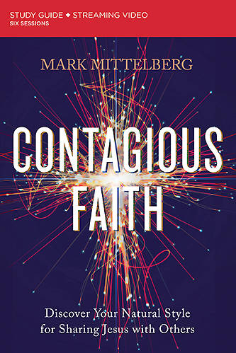 Picture of Contagious Faith Study Guide